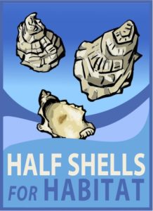 Half Shells For Habitat