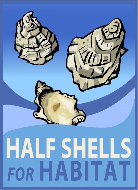Half Shells For Habitat