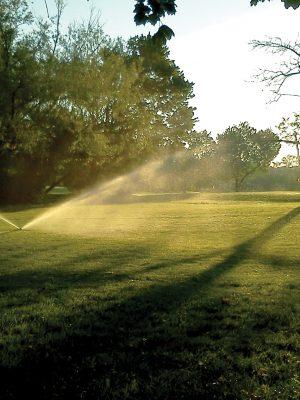 Golf Water Reuse