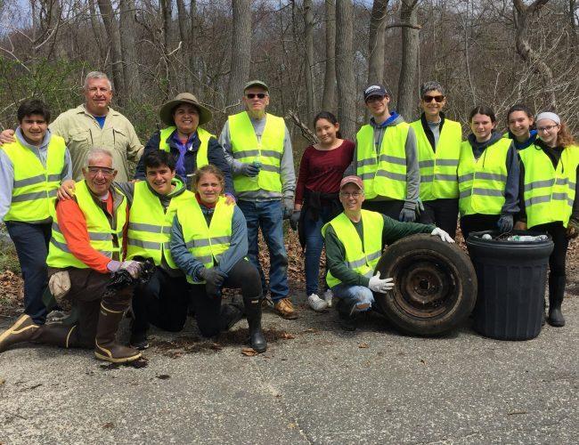 Penataquit Creek Cleanup Crew